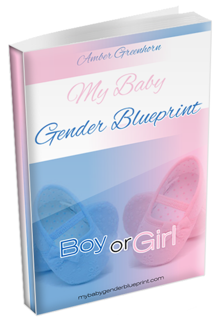 My baby gender blueprint by amber greenhorn now only 97 47 with lifetime access malvernweather Image collections